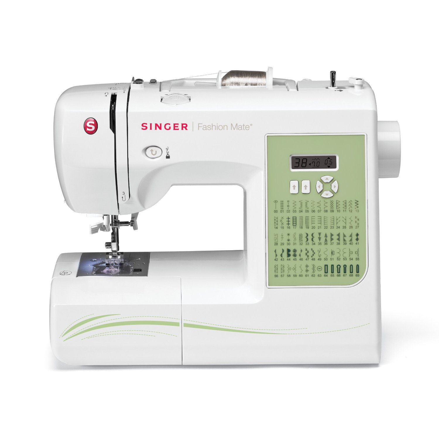Singer 7256 Fashion Mate Sewing Machine